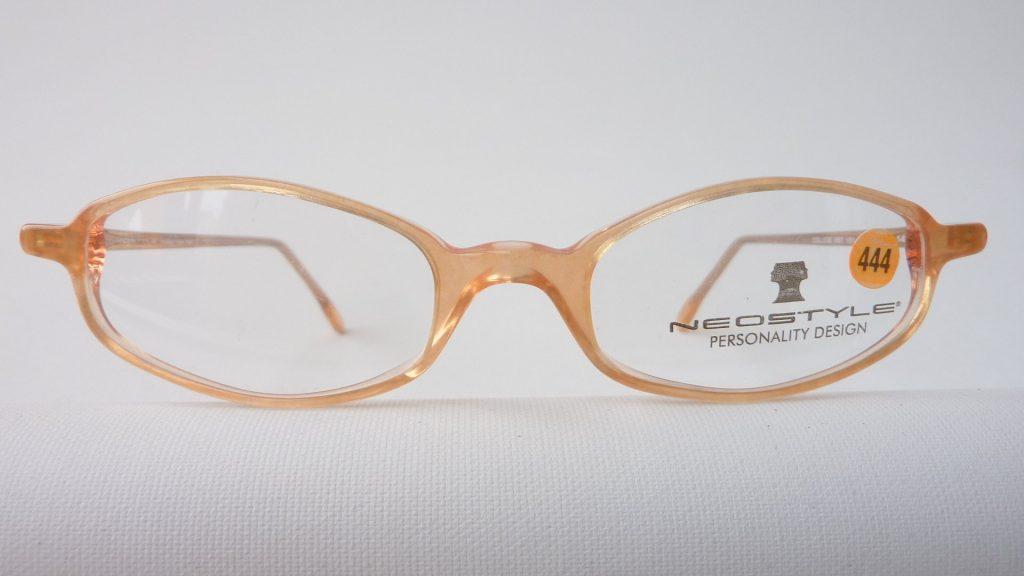 NEOSTYLE Damenbrille Brillengestell nude hautfarben