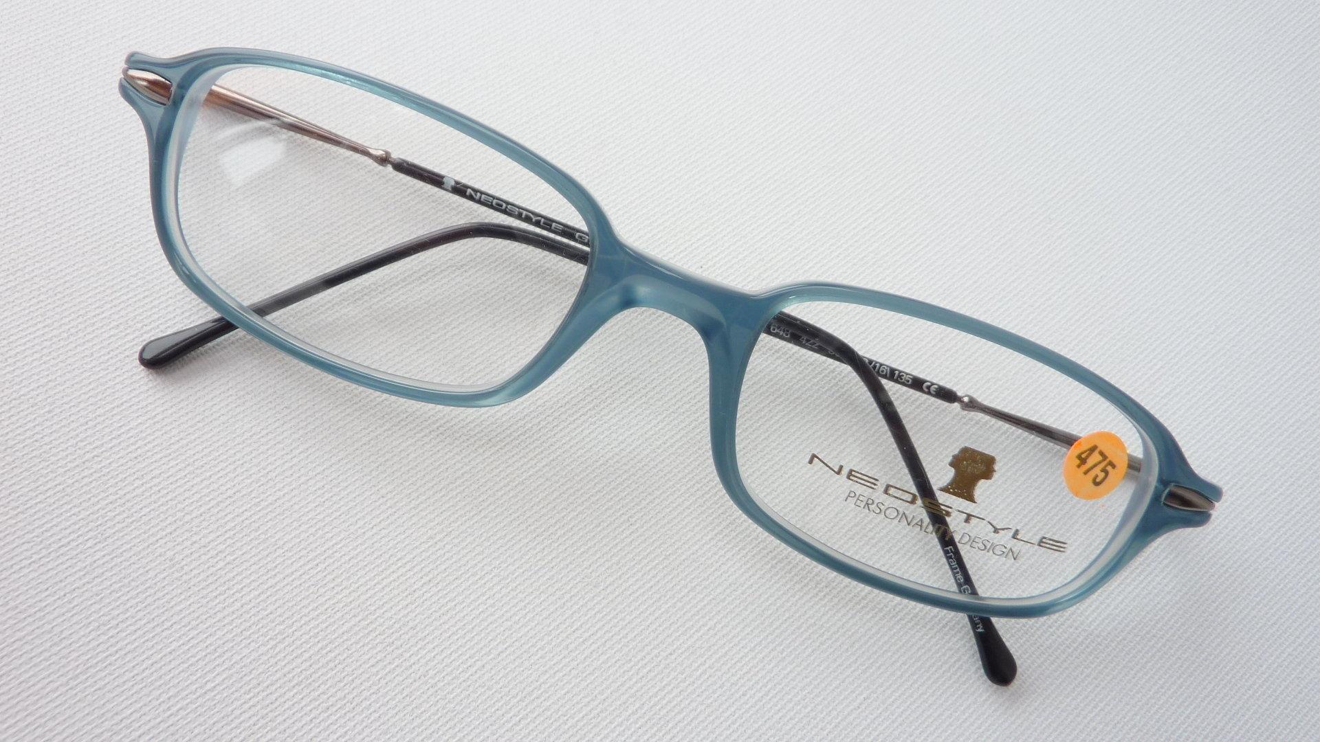 NEOSTYLE Markenbrille Brillengestell Herrenbrille