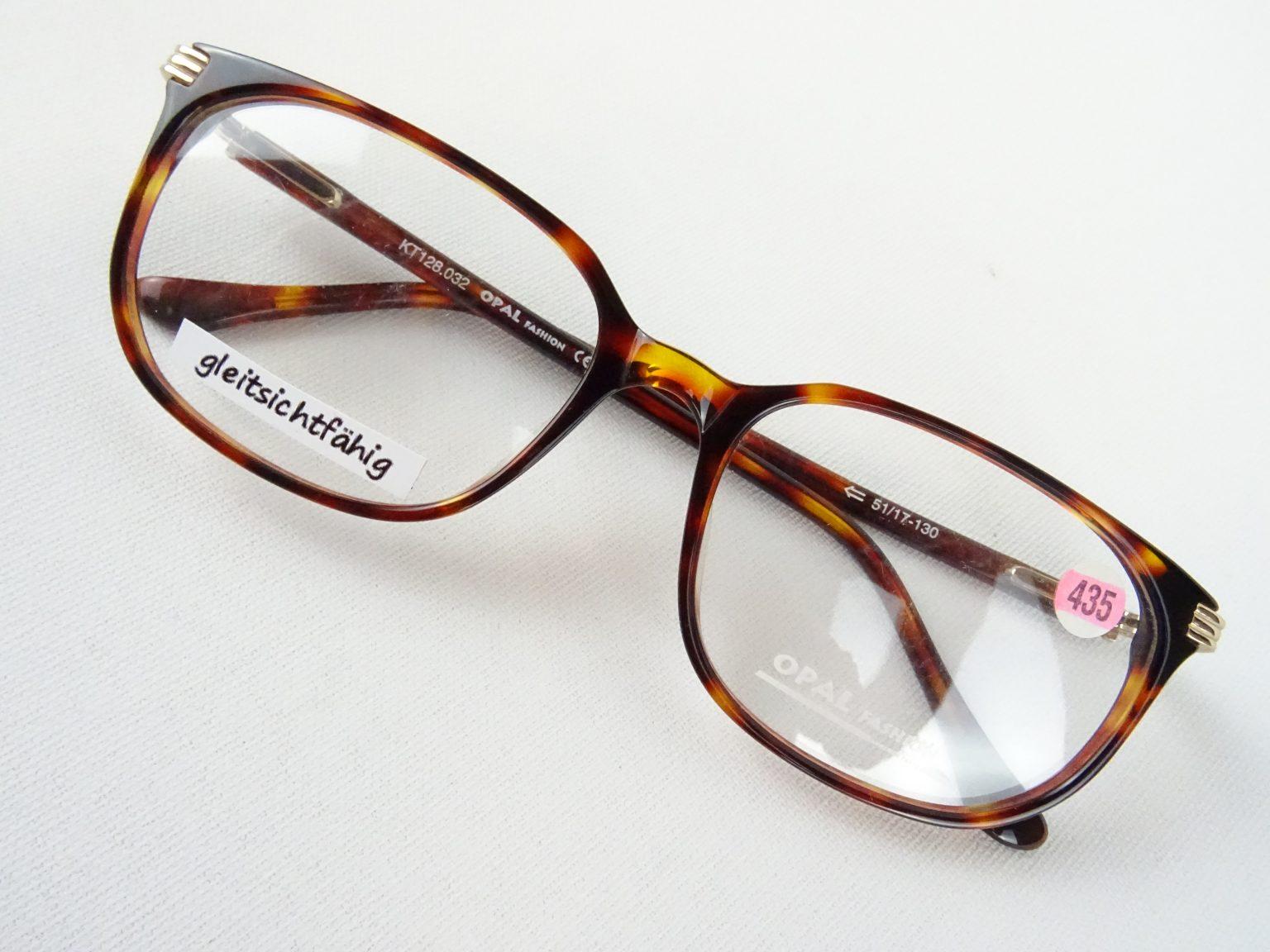 Brille Brillenfassung für Männer rechteckige Form